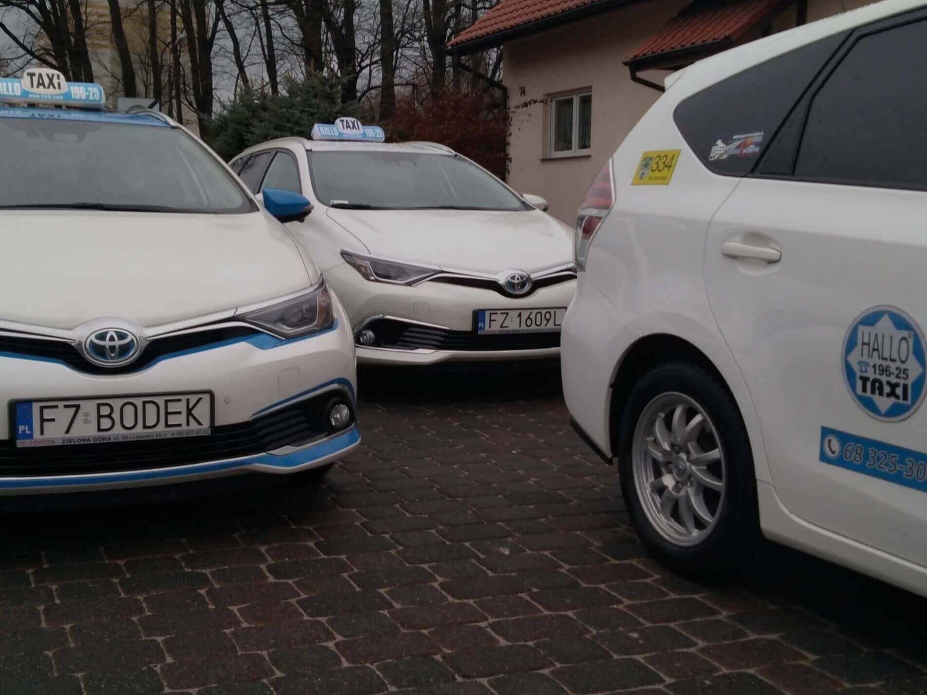 Taksowka Zielona Gora Hallo Taxi Zielona Gora